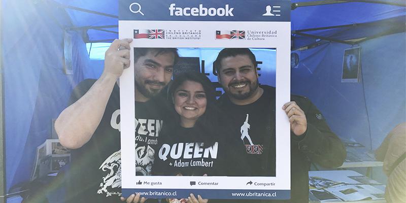 Más de 500 personas asistieron al Queen Day organizado por el Instituto Chileno Británico