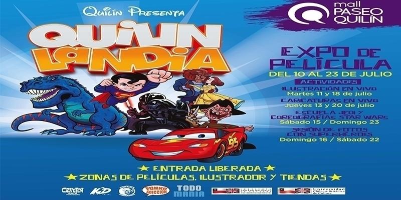 """ICBC patrocinará actividad """"Expo de Película Quilin Landia"""" en Mall Paseo Quilín"""