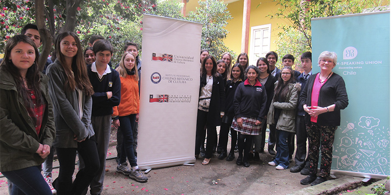 ICBC estuvo presente en la final de la Writing Competition