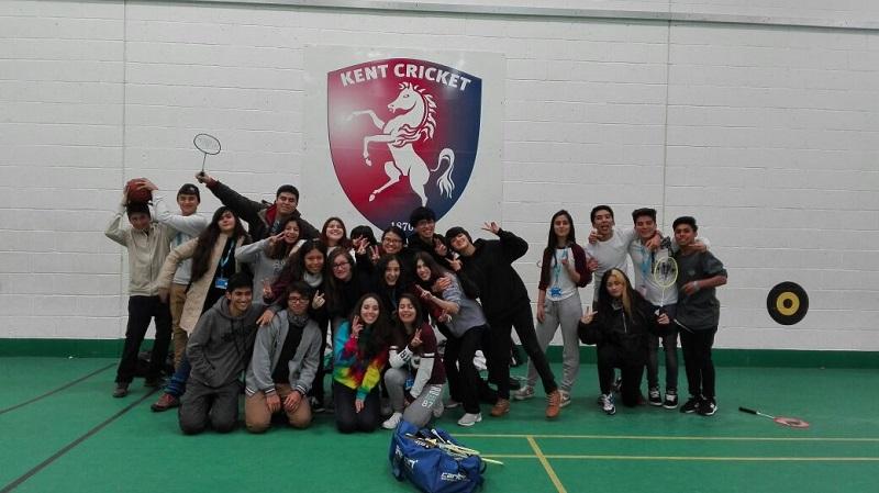 Alumnos del ICBC perfeccionan su inglés en escuela del Reino Unido