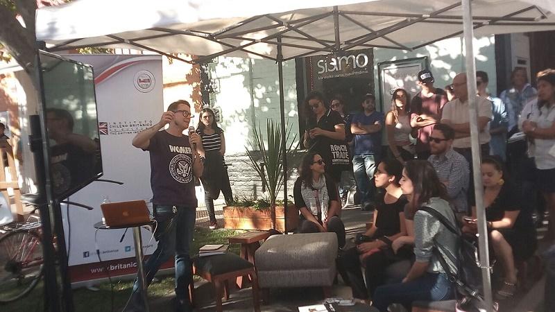 ICBC participó de actividad cultural en Barrio Italia