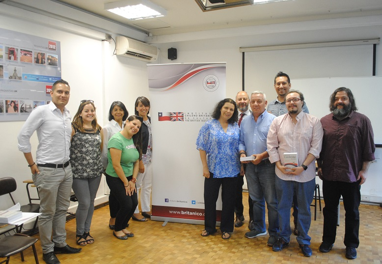 Profesores del ICBC participaron de talleres de capacitación