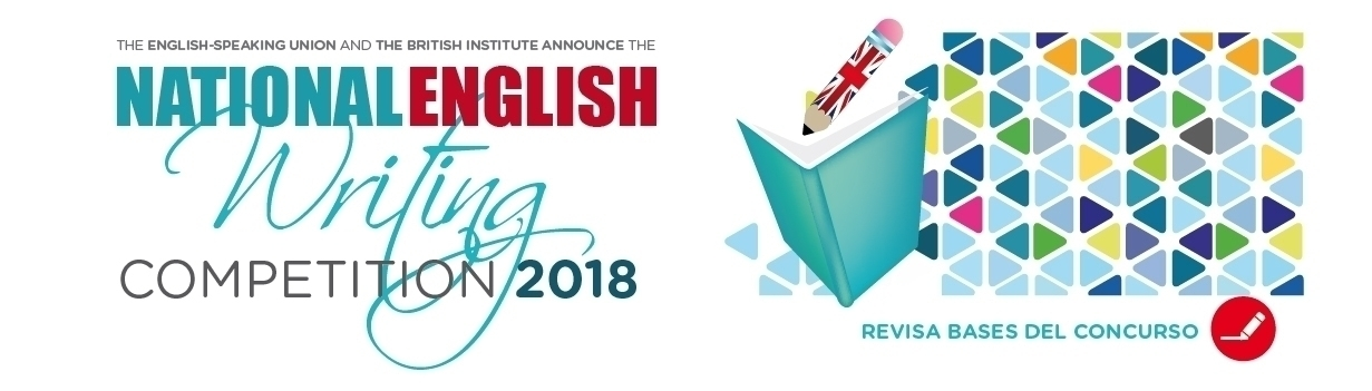 THE NATIONAL ENGLISH WRITING COMPETITION 2018