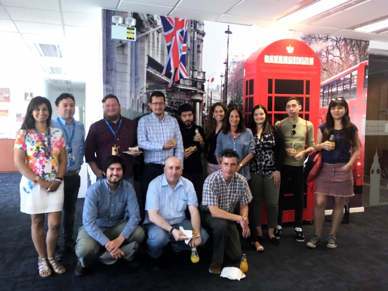 ICBC lanza su primer Britlunch en Ciudad Empresarial