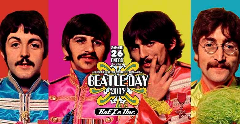 ICBC realizó con éxito el Beatle Day 2019
