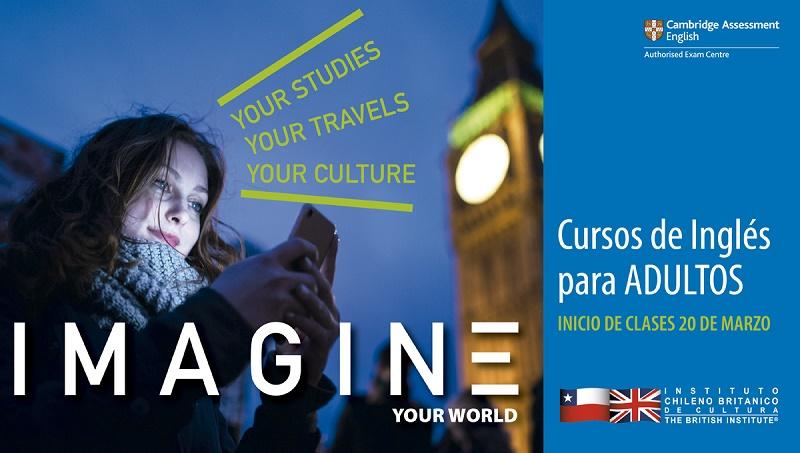 Comienzan los cursos de inglés para adultos y escolares en el Británico